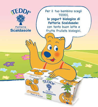 yogurt TEDDI